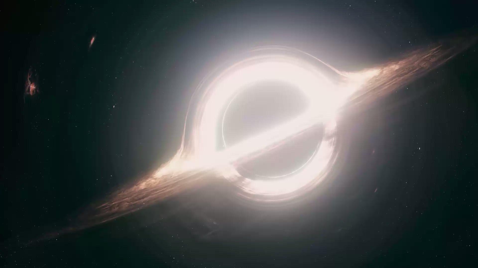 What happens in the movie Interstellar?